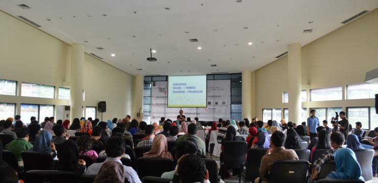 "Kuliah Umum ""Building Entrepreneurship in Universitas Indonesia"""