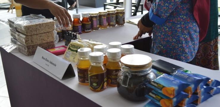 Pameran : Indonesia Innovation and Entrepreneurship Exhibition (IIEE)
