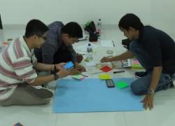 Workshop Design Thinking untuk Kegiatan Kompetisi Inovasi UI 2016