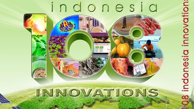 Pengumuman 108 Inovasi Indonesia