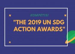 "Kompetisi ""The 2019 UN SDG Action Awards"""